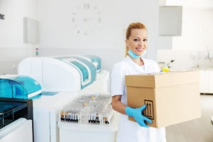 Cold Chain Packaging Solutions - Pharmaceuticals