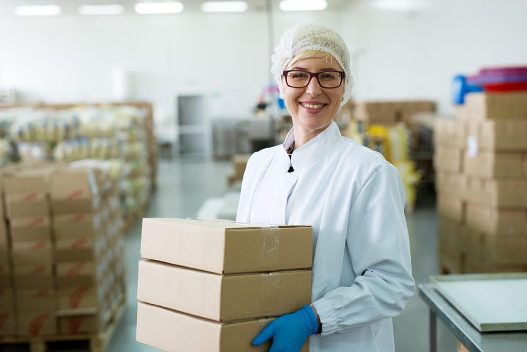 Industrial Packaging Worker | Food & Agriculture Business