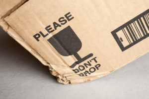 Prevent Packaging Damage - Dropped Box