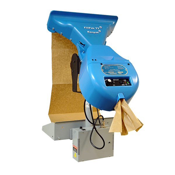 Packaging - Paper Void Fill Machinery