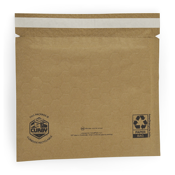 Curby Curbside Recyclable Mailer